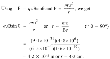 NCERT Solutions for Class 12 Physics Chapter 4 Moving