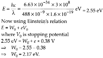 NCERT Solutions for Class 12 Physics Chapter 11 Dual Nature of Radiation and Matter 17