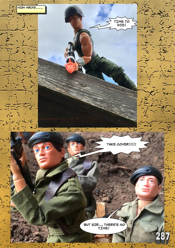BAM2272 Presents - An Old Face Returns! Chapter Eighteen - The Munrovians Prepare their defences - Part Two 45730906102_2052e1632a_c
