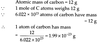 NCERT Solutions for Class 9 Science Chapter 3 Atoms and Molecules 8