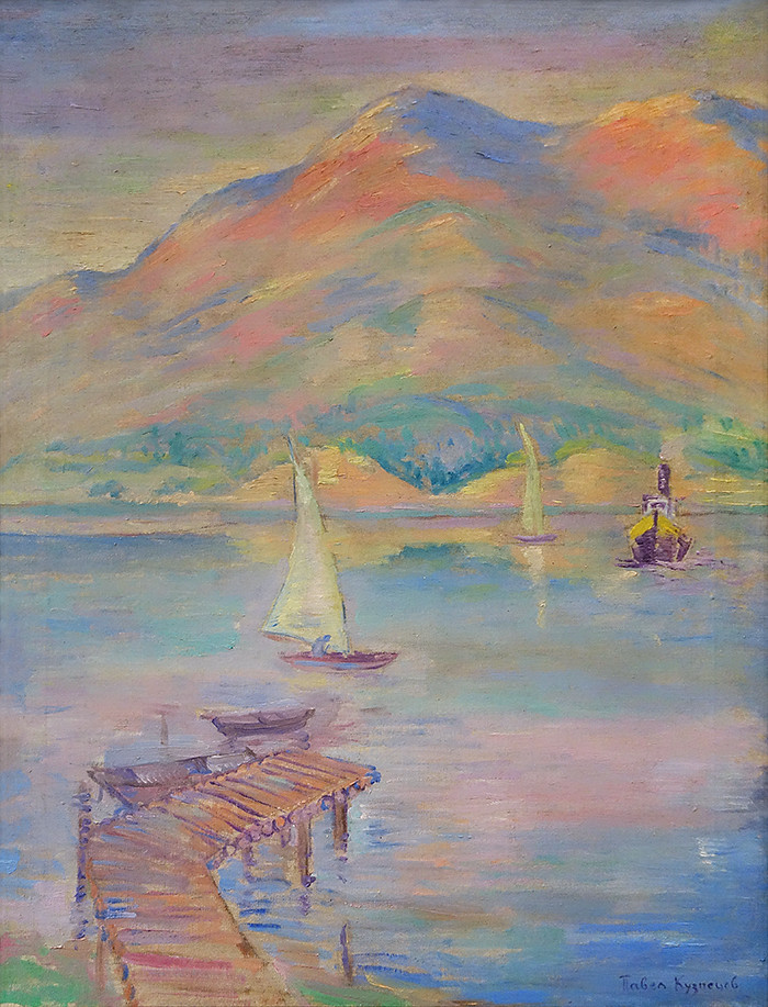 Impressionism in the Avant-garde_20_Kuznetsov