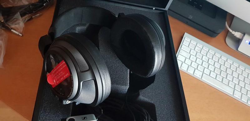 IMPRESIONES y UNBOXING  nuevos Auriculares SENNHEISER HD820 30032317037_a84b750daa_c