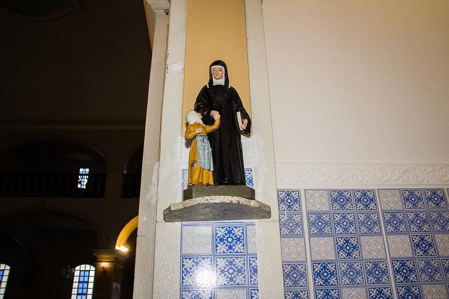 Entronização da Relíquia e da Imagem de São Vicente de Paulo na Catedral
