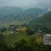 Landscape view of Sapa Valley