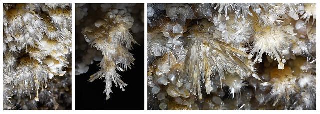 Cristalizaciones de aragonito...