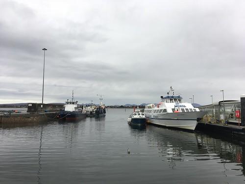 Ros a' Mhil ferries terminal