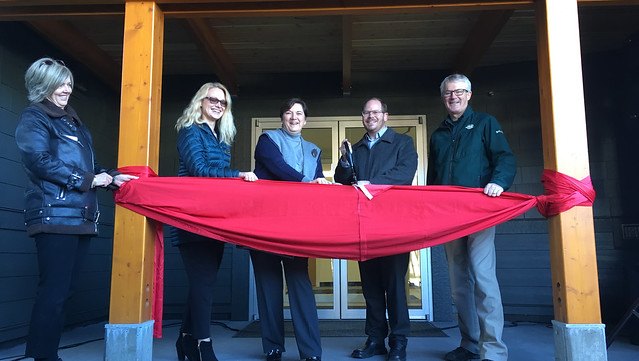 Ti'nu affordable housing officially open