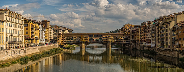 Florence River Pano