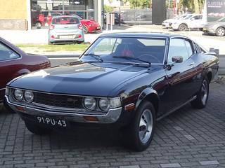 1977 Toyota Celica Liftback