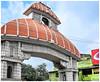 Kalighat Temple Street Entrance Arch, Kolkata