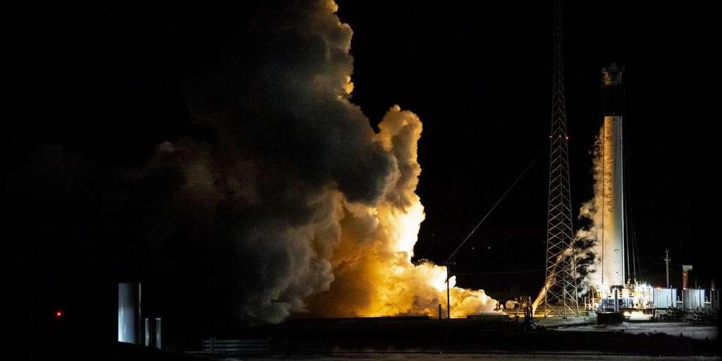 spacex-lancement-test-pour-équipage-capsule