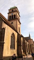 Kaysersberg: L'Église Sainte-Croix