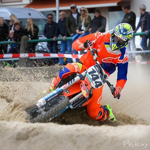 33e Strandcross Vlissingen - 2e Manche<br/>445 foto's