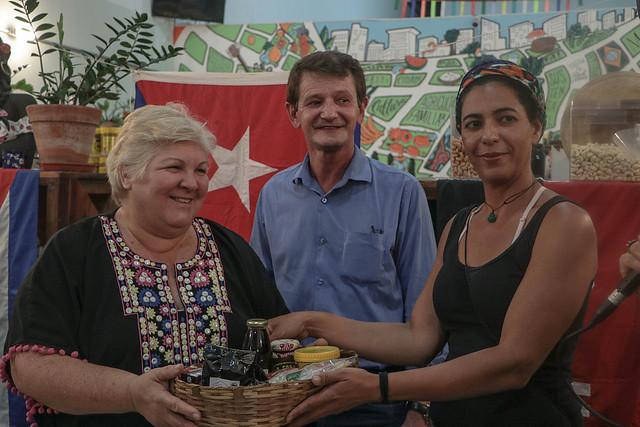 Aleida Guevara en Brasil: movilización de mujeres es una respuesta al fascismo