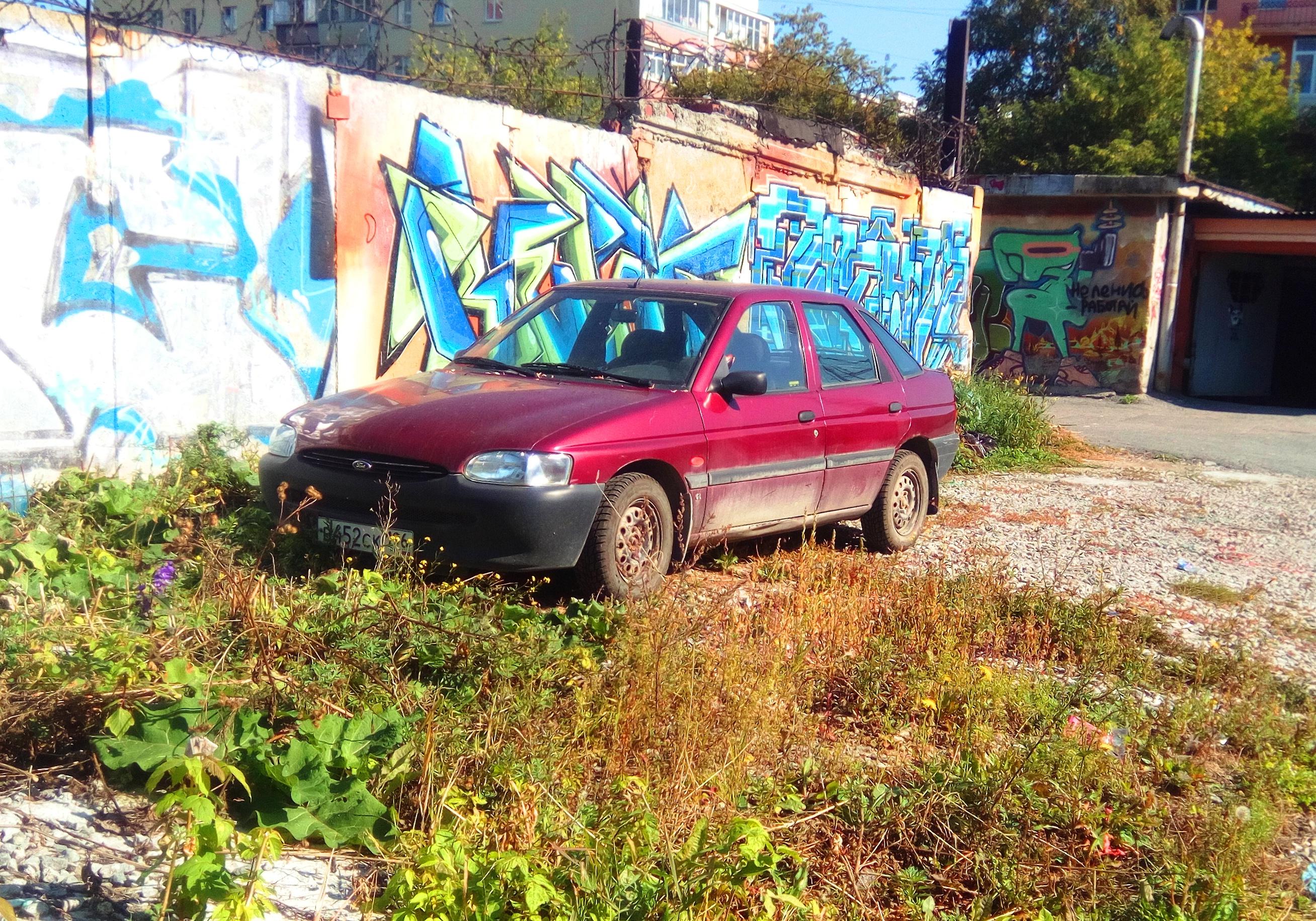 Август - сентябрь 2018, Екатеринбург daihatsu