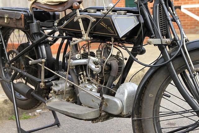 1920 Martinsyde-Newman 680cc RS 3347