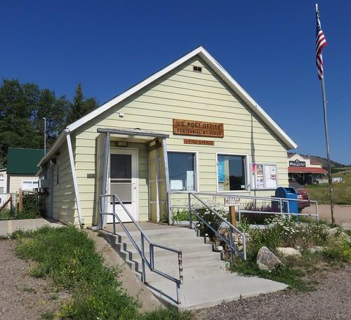 Post Office 82055 (Centennial, Wyoming)