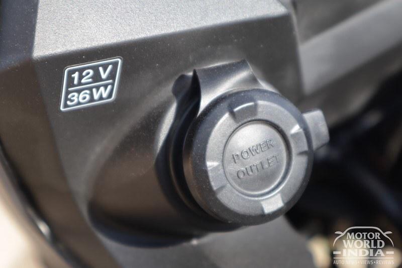 Suzuki V-Storm 650