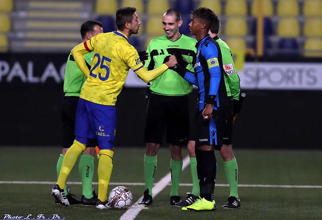Beloften STVV - Beloften Club Brugge