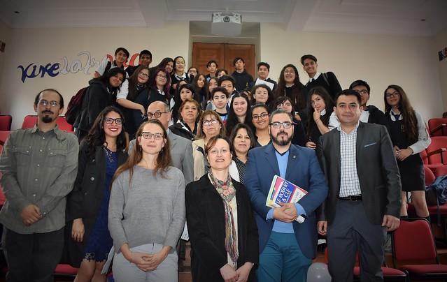 Alumnos y alumnas del INSUCO se certifican en idioma francés