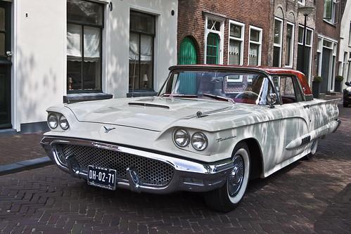 Ford Thunderbird 1958 (4753)