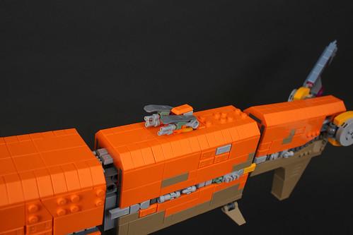 Celestial Barracuda