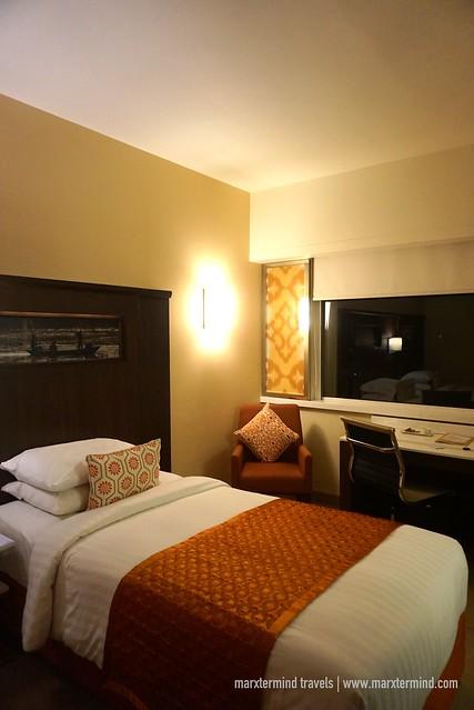 Fairfield by Marriott Kathmandu - My Bed at Fairfield Room