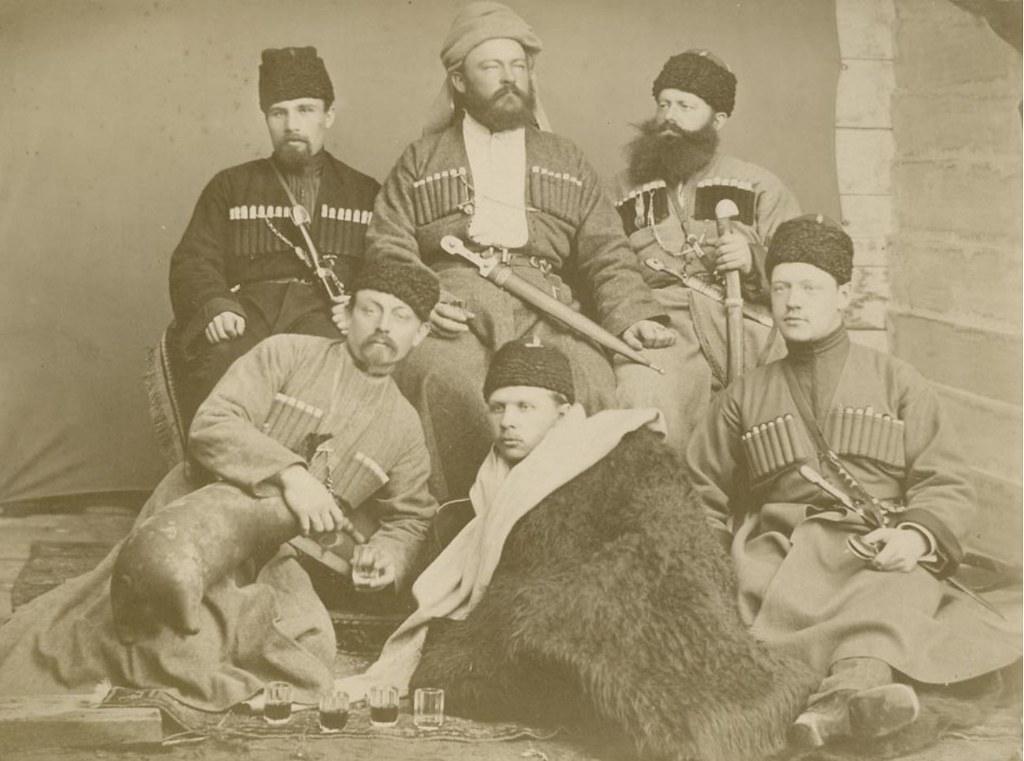 Стивен, Сагорский, Дэриес и другие. 1882