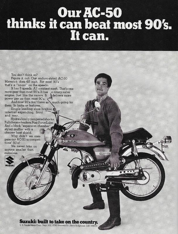 Suzuki 1970 5