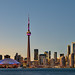 Toronto skyline Ontario, Canada