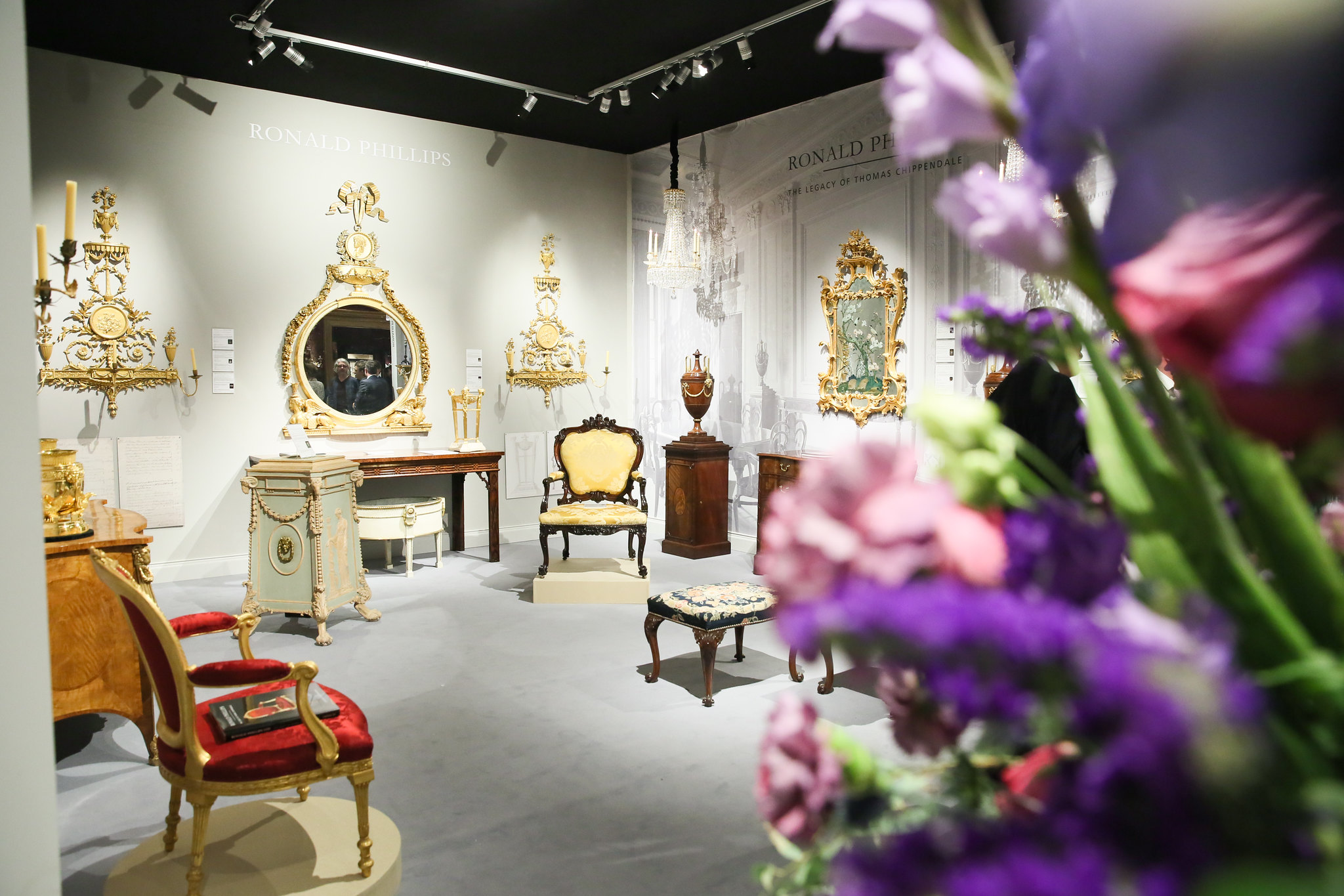 The Opening Night of TEFAF NY: Fall 2018