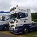 Fraser Haulage of Coatbridge Scania R500 TH55MAS