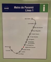 Panama City Metro Map Oct18 The Panama City Metro Map Sh Flickr