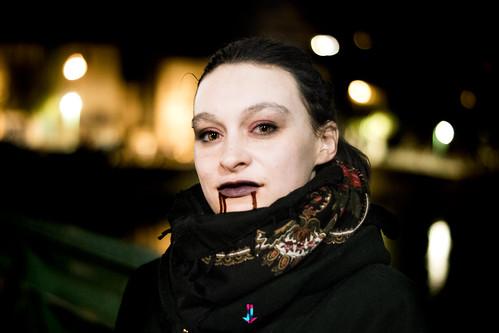 Nice vampire