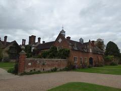 Packwood House buildings