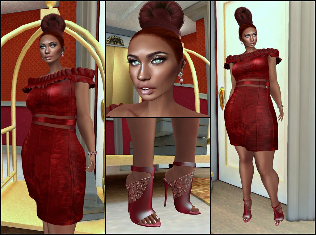Designer Showcase - September - Look 4