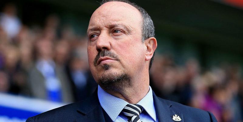 Benitez dibebankan oleh FA untuk komentar wasit