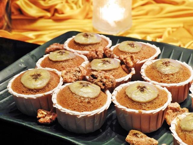 Banana Muffin Display