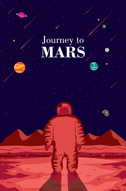 Project Mars Poster Competition