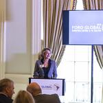 Leonel Fernández encabeza en Nueva York el Foro Global América Latina y el Caribe 2018