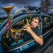 Car Horn 283/365 by stevemolder