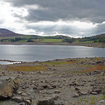 29. September 2018 - 12:16 - Llyn Celyn is a large reservoir constructed between 1960 and 1965 in the valley of the River Tryweryn in Gwynedd, Wales, it supplies Liverpool and Wirral with water. It measures roughly 2.5 miles (4.0 km) long by 1 mile (1.6 km) wide, and has a maximum depth of 140 ft (43 m).