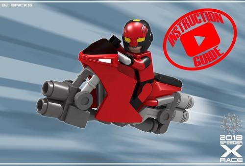 Speeder X Race Instruction