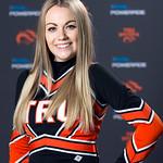Rhiannon Wilson, WolfPack Cheerleading Team