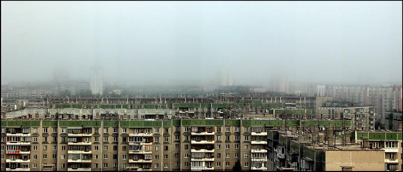 Челябинск 3765 Туман.
