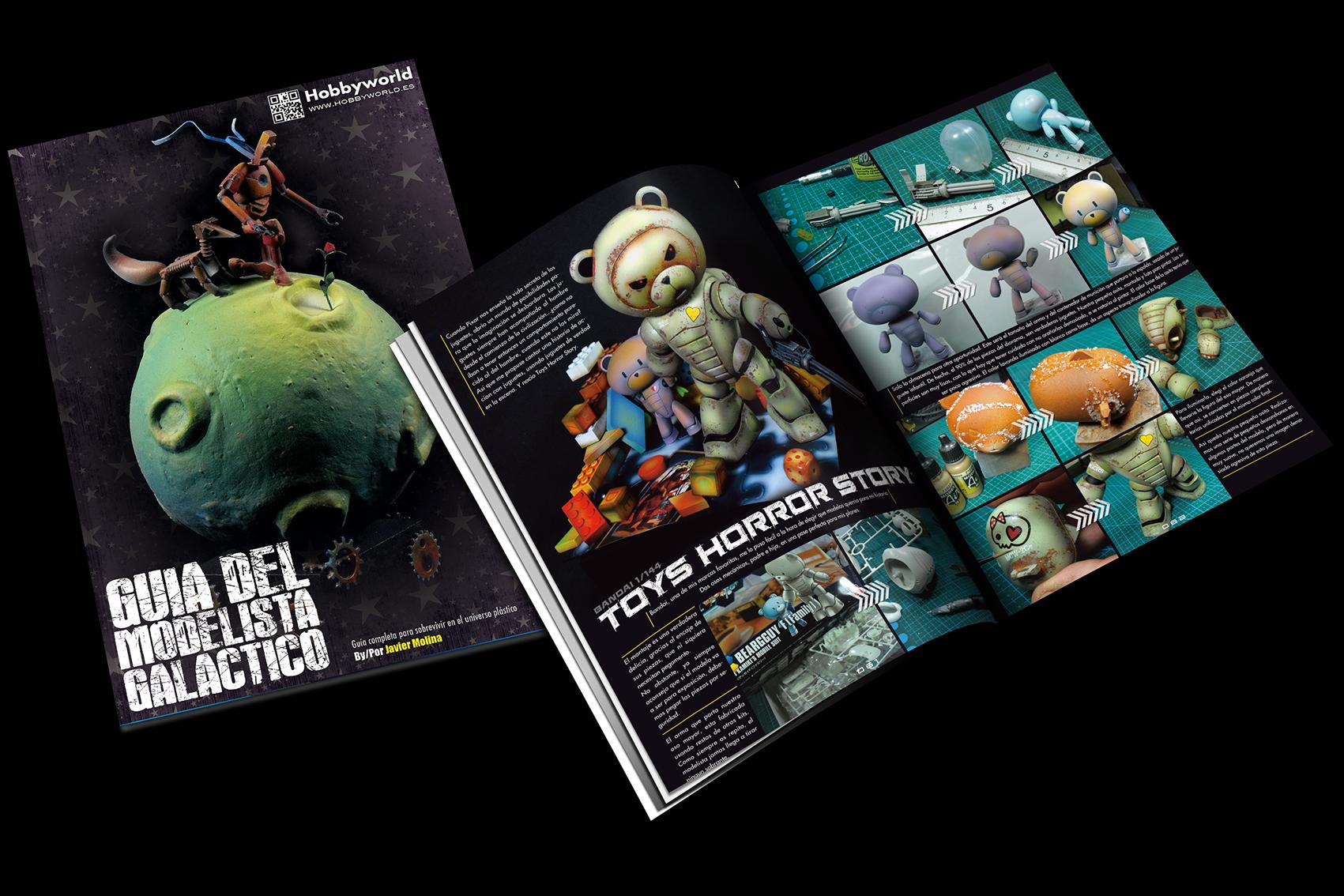 Galactic Modeler Guide cover
