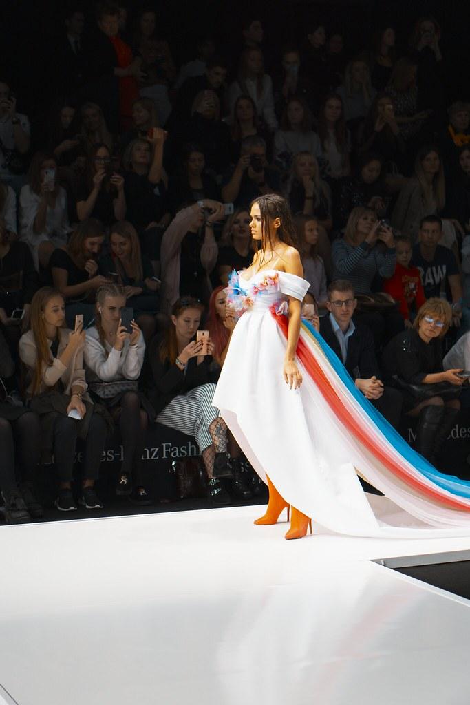 MBFW Russia. День 1: Показ Masha Kraft