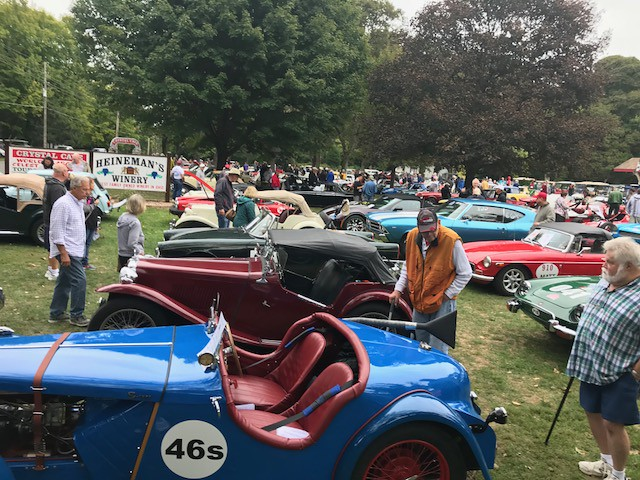 Put In Bay Historic Car Races September 24-26 2018