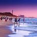 Tel Aviv beach by Lior. L