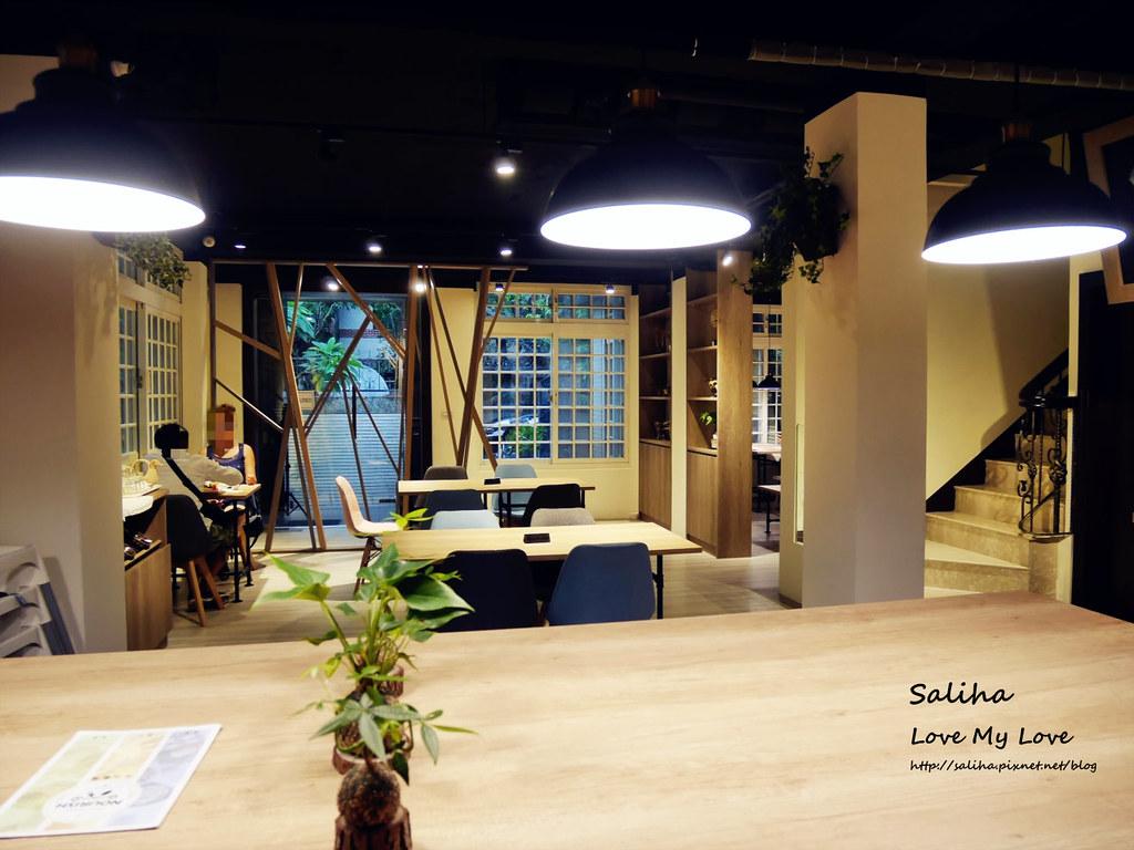 新北新店小碧潭站附近餐廳Nourish 元力廚房 (8)